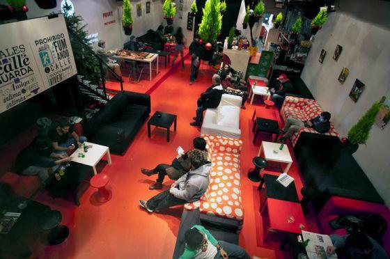 Cannabis club madrid asociacion consumidores de marihuana for Club de fumadores barcelona